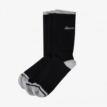 ELLESSE Čarape SUPER SNEAKER 3/1