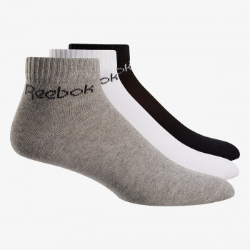 REEBOK Čarape ACT CORE ANKLE SOCK 3P