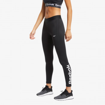 REEBOK Helanke TE Linear Logo Poly Tight