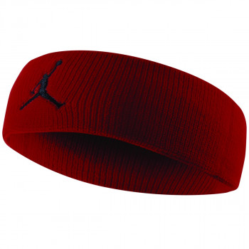 JR NIKE Znojnica JORDAN JUMPMAN HEADBAND GYM RED/BLACK