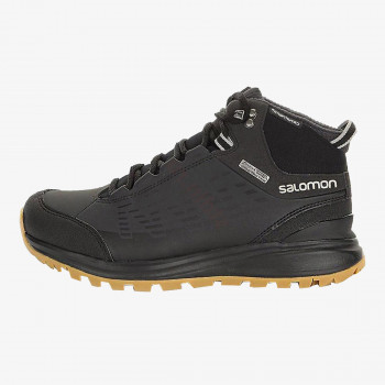 SALOMON Cipele KAIPO CS WP 2 BLACK/PHANTM/MONUMEN