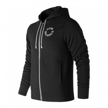NEW BALANCE Dukserica CORE FLEECE FULL ZIP