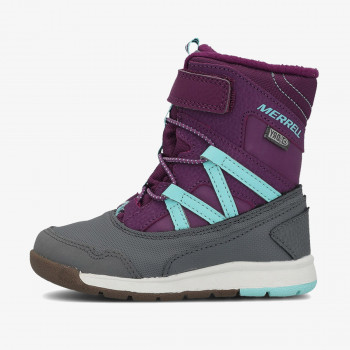 MERRELL Čizme M-Snow Crush JR WTRPF