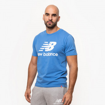 NEW BALANCE Majica ESSENTIALS STACKED LOGO T