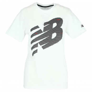 NEW BALANCE Majica GRAPHIC HEATHERTECH T