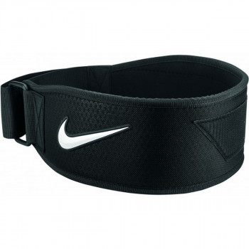 JR NIKE Pojas NIKE MEN'S INTENSITY TRAINING BELT BLACK