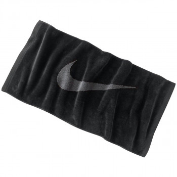 JR NIKE Peškir NIKE SPORT TOWEL L BLACK/ANTHRACITE