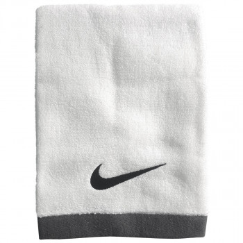 NIKE Peškir NIKE FUNDAMENTAL TOWEL M WHITE/BLACK