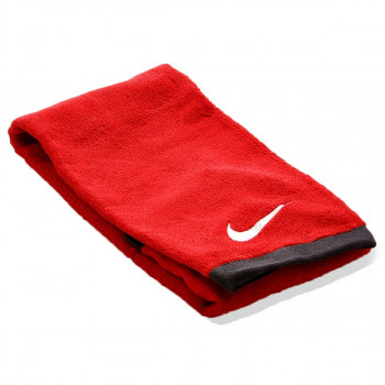 NIKE Peškir NIKE FUNDAMENTAL TOWEL M SPORT RED/WHITE