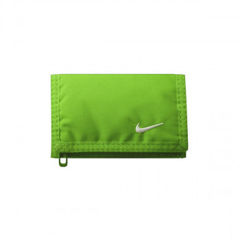JR NIKE Novčanik NIKE BASIC WALLET VOLTAGE GREEN/WHITE