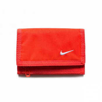 JR NIKE Novčanik NIKE BASIC WALLET BRIGHT CRIMSON/WHITE