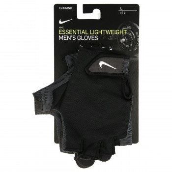 NIKE Rukavice NIKE MEN'S ESSENTIAL FITNESS GLOVES L