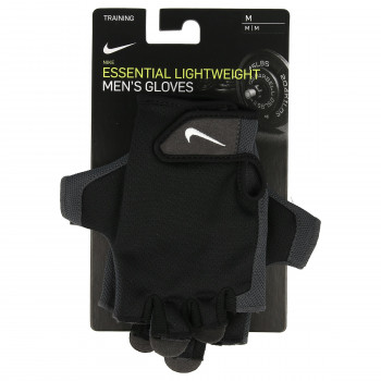 NIKE Rukavice NIKE MEN'S ESSENTIAL FITNESS GLOVES M BL