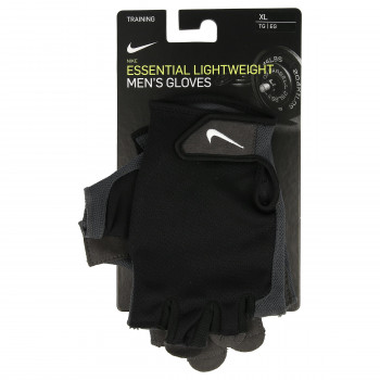 NIKE Rukavice NIKE MEN'S ESSENTIAL FITNESS GLOVES XL B