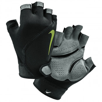 NIKE Rukavice NIKE MEN'S ELEMENTAL FITNESS GLOVES BLAC