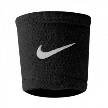 NIKE Znojnica NIKE DRI-FIT STEALTH WRISTBANDS BLACK/AN