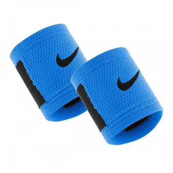 JR NIKE Znojnica NIKE DRI-FIT STEALTH WRISTBANDS PHOTO BL