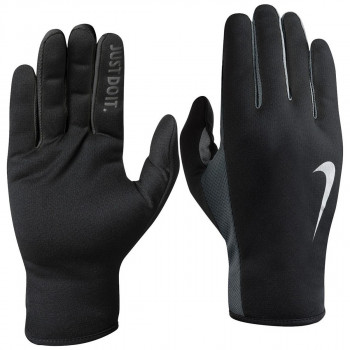 NIKE Rukavice NIKE WOMEN'S RALLY RUN GLOVES 2.0 XS BLA
