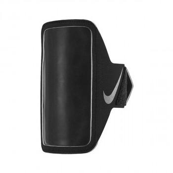 NIKE Torbica za mobilni NIKE LEAN ARM BAND VOLT/BLACK/SILVER