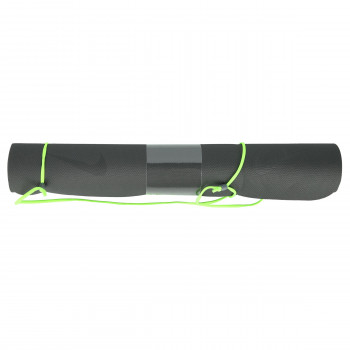 JR NIKE Podloga FUNDAMENTAL YOGA MAT (3MM) ANTHRACITE/VO