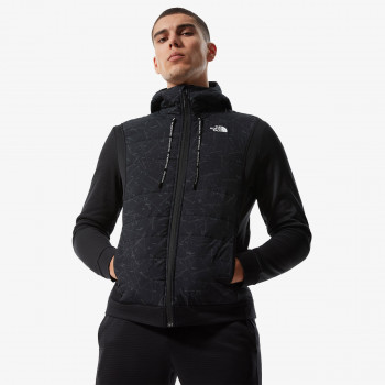 THE NORTH FACE Jakna M TRAIN N LOGO HYBRID INSULATED JACKET