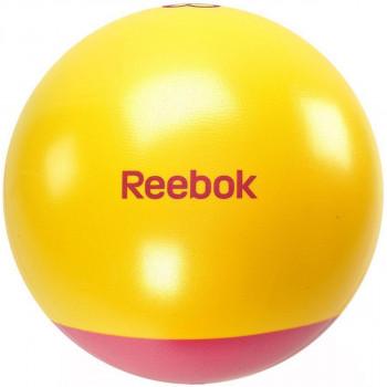 REEBOK Lopta GYM BALL-55CM TWO TONE MAGENTA