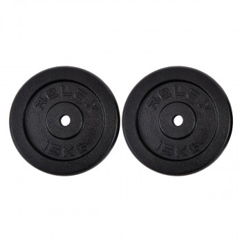 RING SPORT Teg SET 2X15 KG LIVENI