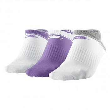 NIKE Čarape 3P WMNS CLSC NO SHOW TAB - S,M