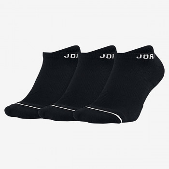 NIKE Čarape JUMPMAN NO-SHOW 3PPK