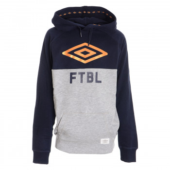 UMBRO Dukserica UMBRO FTBL HOODED TOP JNR
