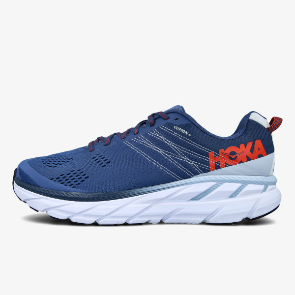 HOKA Patike 1102872 M CLIFTON 6, EBPA 08