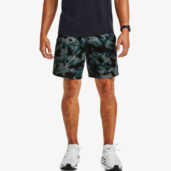 UNDER ARMOUR Šorc UA LAUNCH SW 7'' PRINTED SHORT