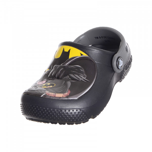 CROCS Papuče Kids' Crocs Fun Lab Batman™ Clogs