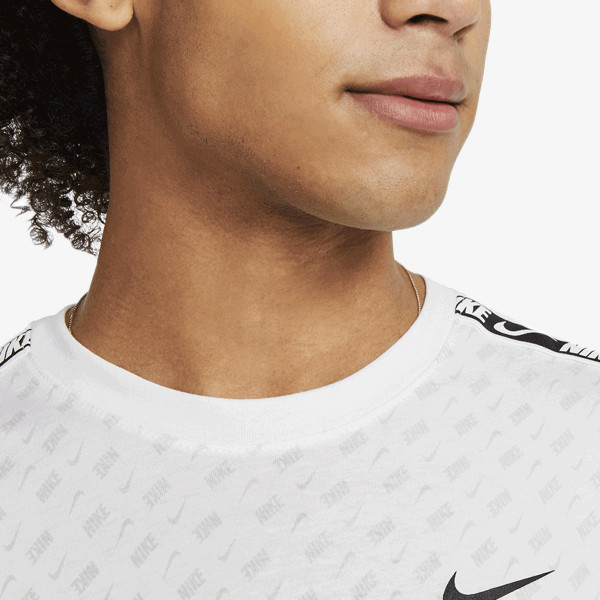 NIKE M NSW REPEAT SS TEE PRNT