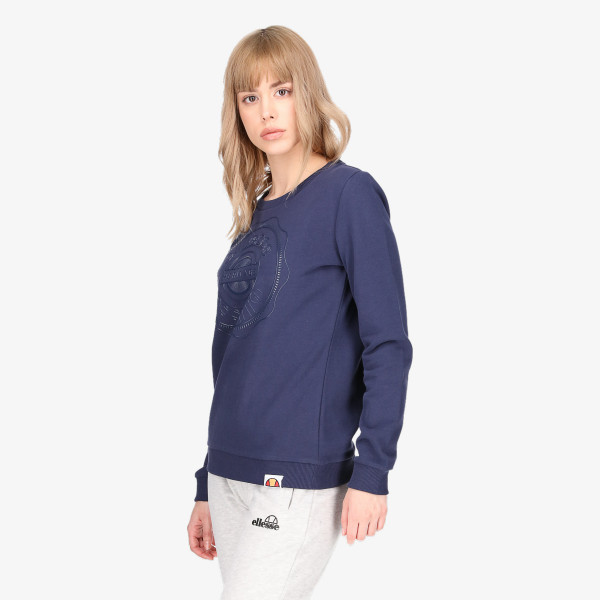 ELLESSE Dukserica LADIES ESSENTIALS CREWNECK