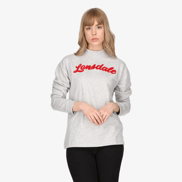 LONSDALE Dukserica RETRO LADY SWEAT
