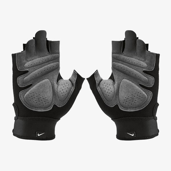 NIKE Rukavice NIKE MEN'S ULTIMATE FITNESS GLOVES BLACK