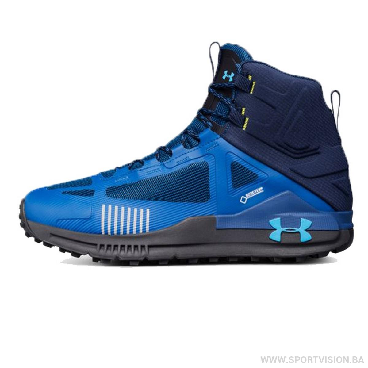 UNDER ARMOUR Cipele BOOTS-UA VERGE 2.0 MID GTX