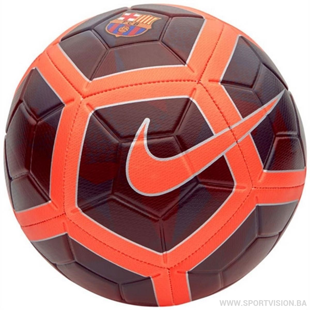 NIKE Lopta FC BARCELONA STRIKE